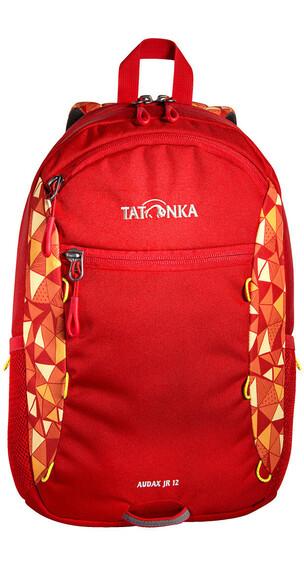 Tatonka Audax 12 Ryggsäck Barn röd